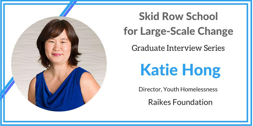 Alumni Profile: Katie Hong