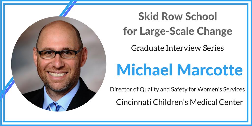 Alumni Profile: Michael Marcotte
