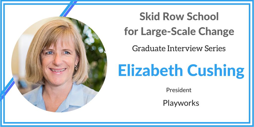 Alumni Profile: Elizabeth Cushing